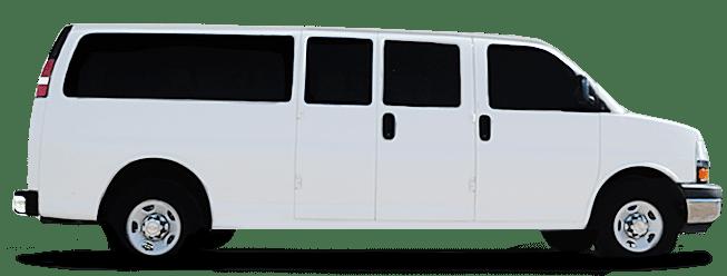 15 Passenger Express Van